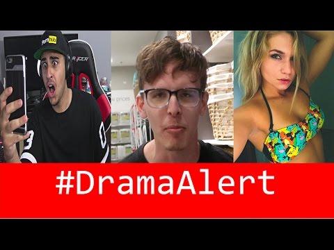 Zoie Burgher vs Faze Rain #DramaAlert SCARCE MESSED UP? idubbbz vs Tana Mongeau.