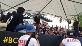 kei vs nelson/SAMURAI POPPIN1on1 world final