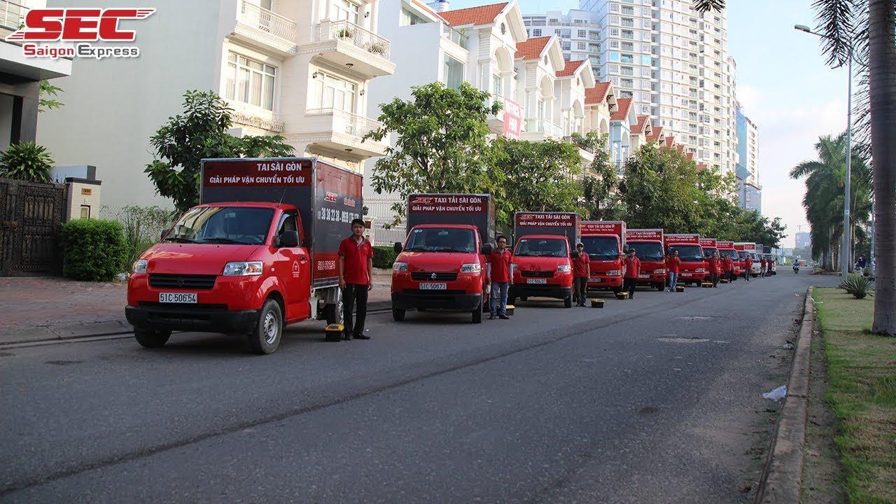 Saigon Express- Giải pháp vận chuyển tối ưu - YouTube