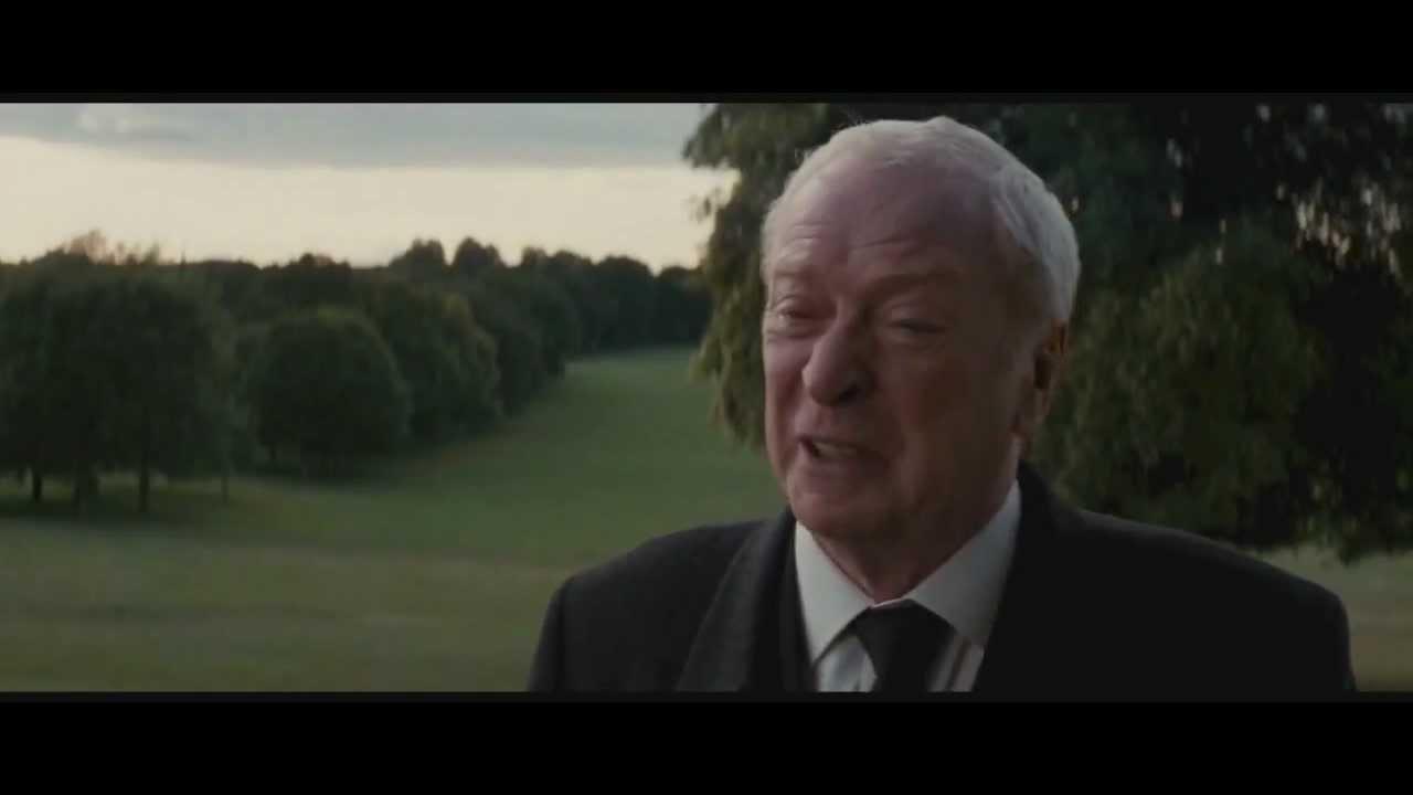 The Dark Knight Rises 2012 Scene Alfred Crying Hd Best Scene