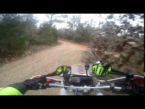 Honda Xr650l Adventure Bike Project Youtube