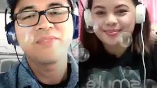 Chatmate ko duet with Chino Romero