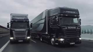 The new Scania Streamline  In shape to stay ahead