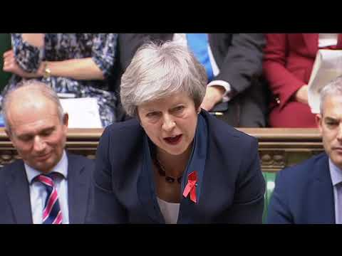 Prime Minister's Questions: 28 November 2018