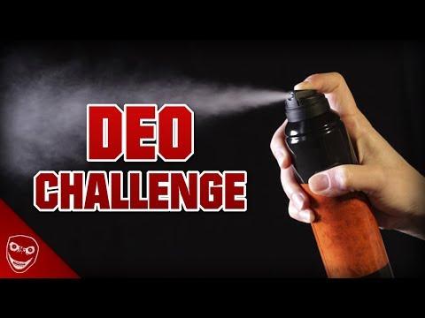 Das muss aufhören! Die verstörende Deo Challenge!