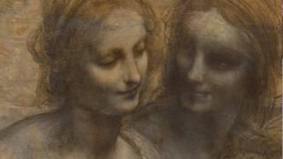 Leonardo da Vinci - Drawing St. Anne - Analysis