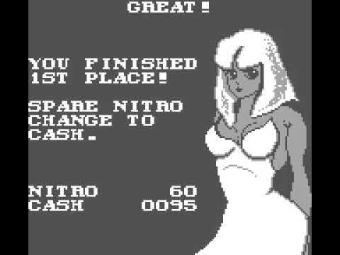 Game Boy Longplay [226] Dirty Racing