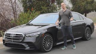 2022 Mercedes- Benz S-Class Test Drive Video Review