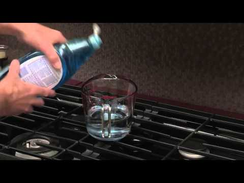 How to cleaning your microwave door contact