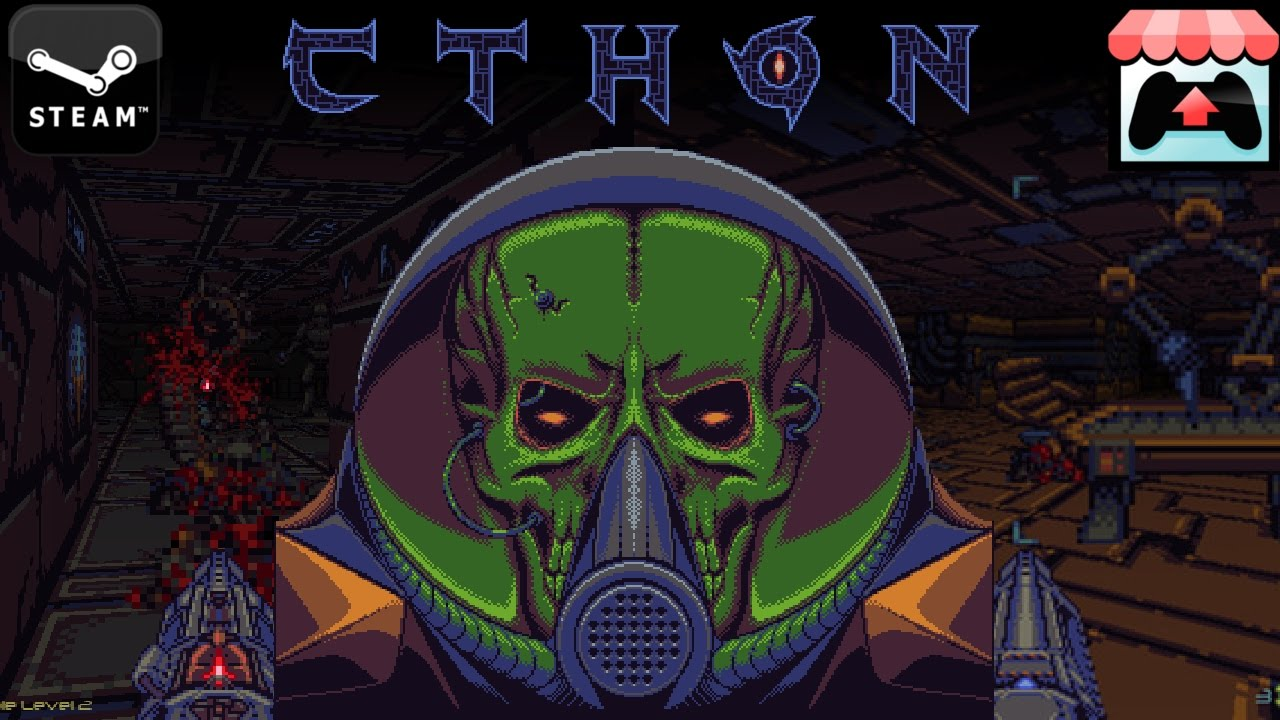 maxresdefault cthon a doomlike roguelike awesome game first impressions