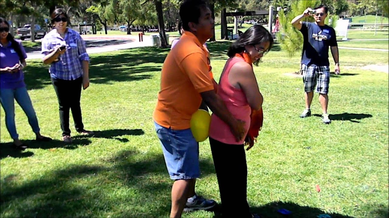 2012 tipas summer picnic balloon popping game youtube