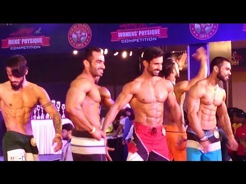 Jerai Classic Men Physique Competition @ Bodypower Expo 2016 Mumbai India [1080p]