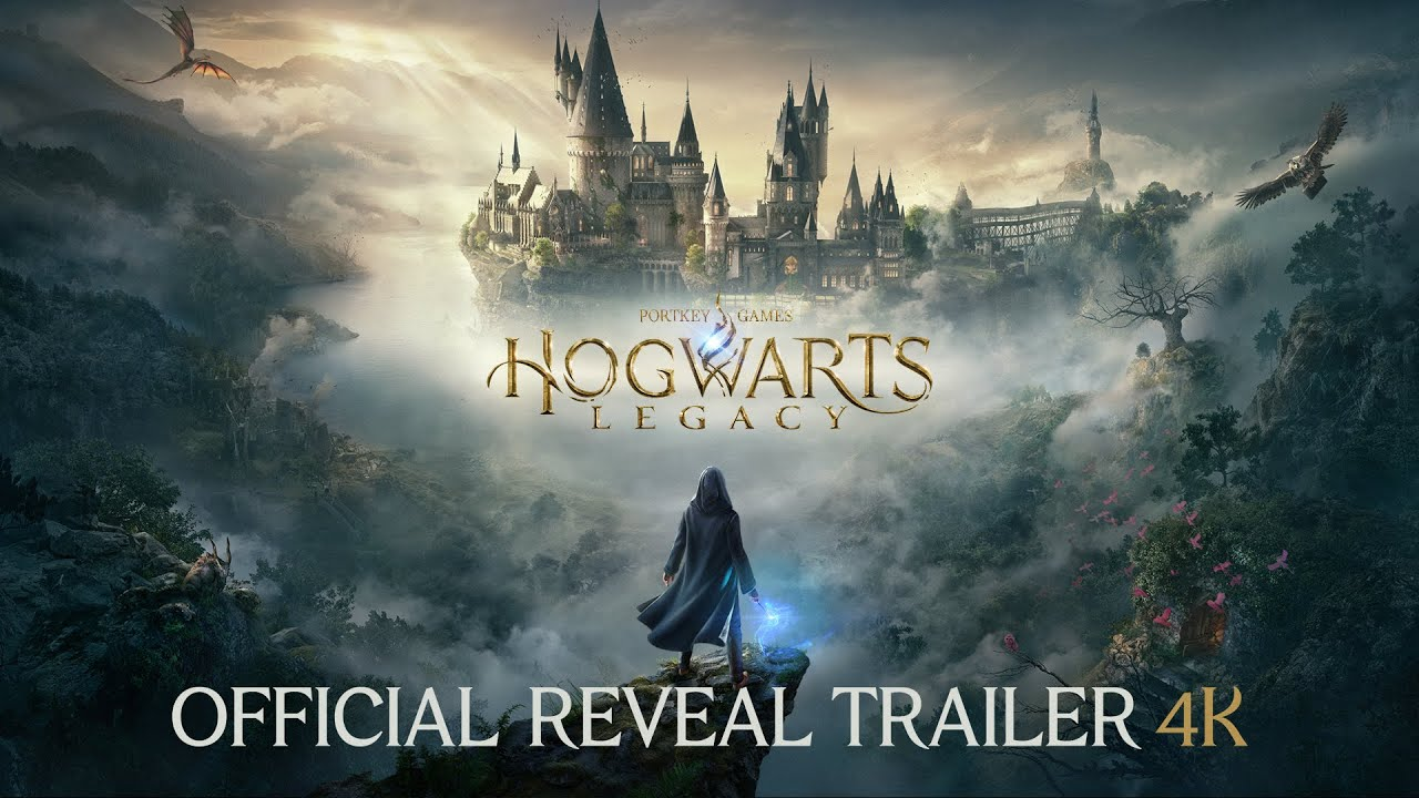 Hogwarts Legacy – Official 4K Reveal Trailer
