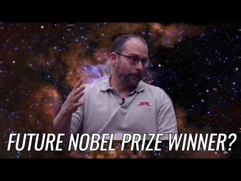The man who tries to find life on Enceladus