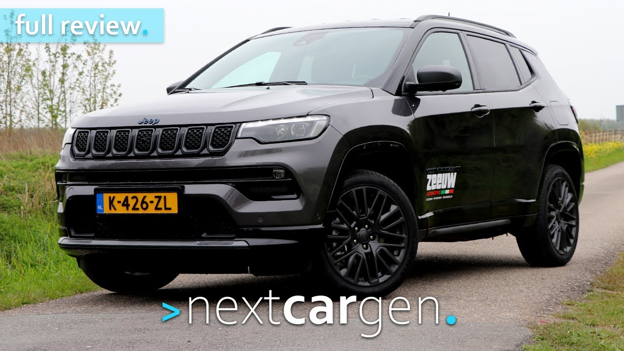 NEW Jeep Compass 4XE (Facelift) Full Review - See how much better it actually is!