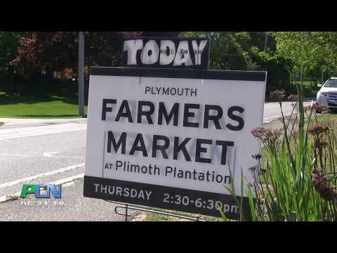 New Outdoor Season at the Plymouth Farmers Market 2018