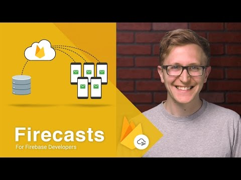 Getting Started with Firebase Cloud Messaging on the Web - Firecasts