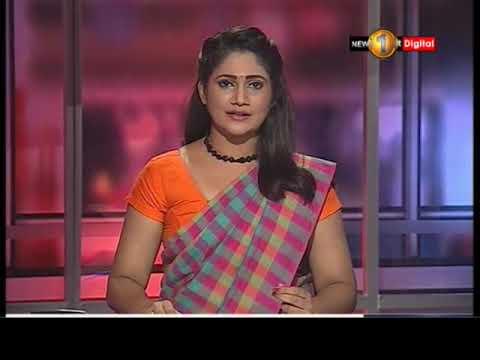 News 1st: Prime Time Tamil News - 8 PM   (12-04-2018)