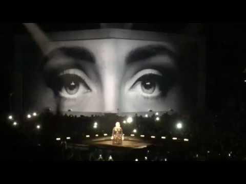Adele concert in Toronto F