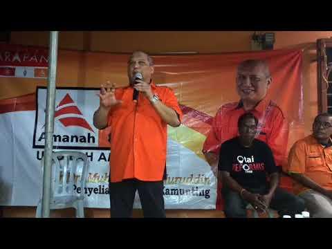 Program Bersama Masyarakat India Di DUN Kamunting ,Taiping