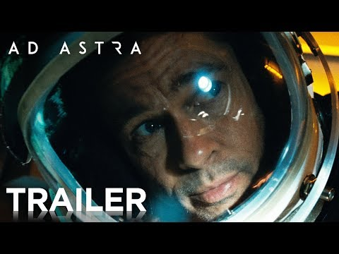 Brad Pitt Lands On Mars In The New 'Ad Astra' Trailer
