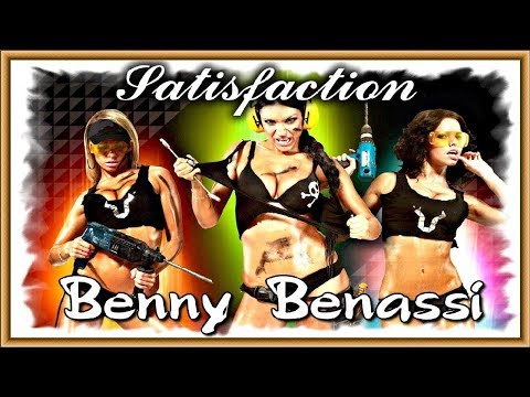 Benny Benassi - Satisfaction ★ Hot Video Clip ★ Tony Ferrera Remix ♫ Up Music