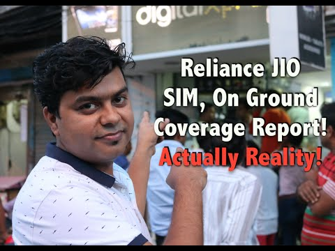 Hindi   Free JIO SIM On Ground Report, Does All 4G Phones Really Work   Gadgets To Use