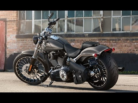 new 2015 harley davidson breakout motorcycle for sale in - youtube
