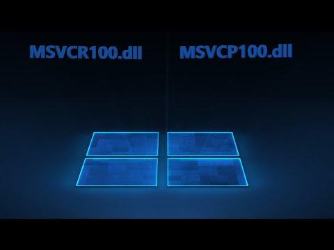 Msvcr100.dll или Msvcp100.dll - Как исправить и скачать