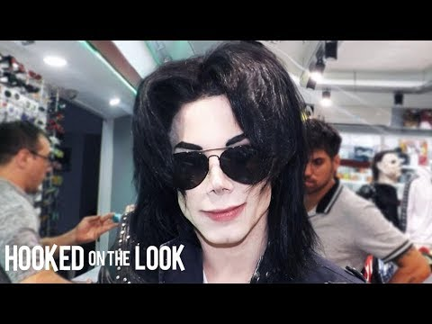 GUY SPENDS $30K TO LOOK LIKE MICHAEL JACKSON