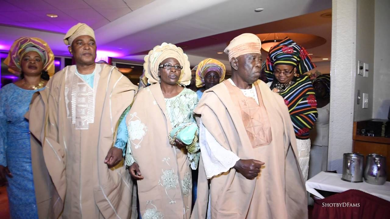 Download Motilola + Moses Wedding Highlight (HD) | Nigerian Wedding