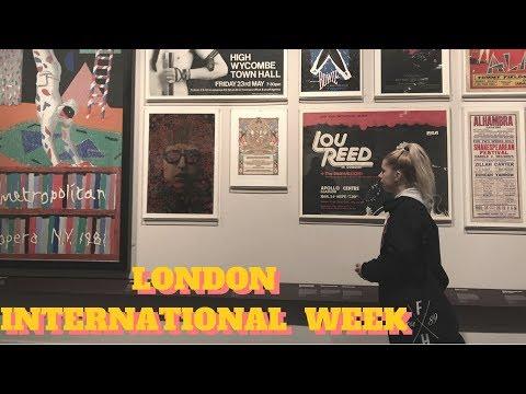 LADENIUZ - London International Week // (week)vlog #22 pasquale