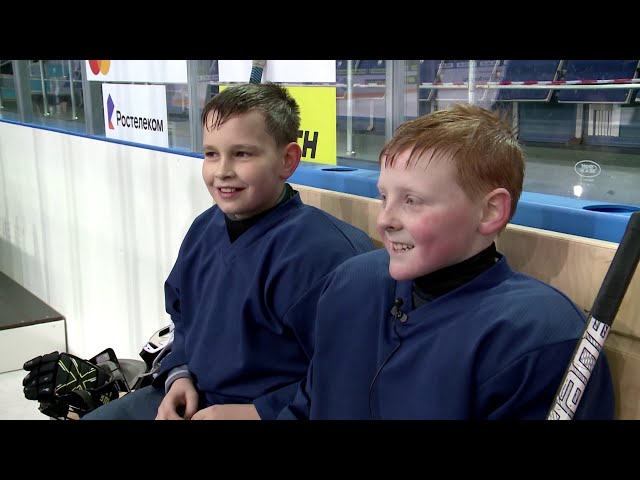 Спортивные школы Оренбуржья. Школа хоккея