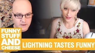LIGHTNING TASTES FUNNY - Funny Stuff And Cheese #95 Thumbnail