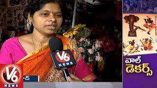 Hyderabad People Show Interested On Interior Design In Home   V6 News