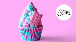 CANDY CLOUD CUPCAKES! - The Scran Line