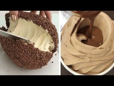 Fancy Chocolate Cake Recipes | So Yummy Chocolate Cake Decorating Ideas | Top Yummy Cake