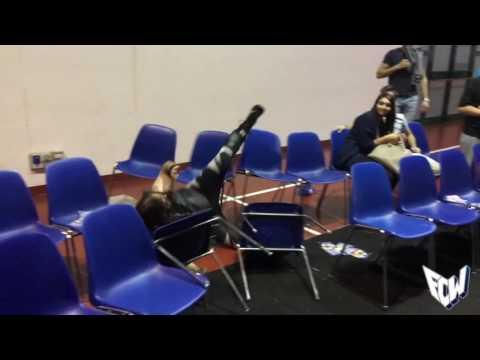 FCW Unleashed Energy: David Graves vs Brutus