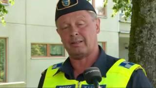 Kvinna och tre barn tros ha mördats - Nyheterna (TV4)