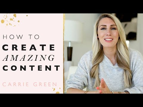 How To Create Amazing Content And Grow Your Brand Without Being Boring