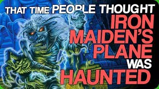 That Time People Thought Iron Maiden's Plane Was Haunted (Diva Demands and the Fact Wagon)