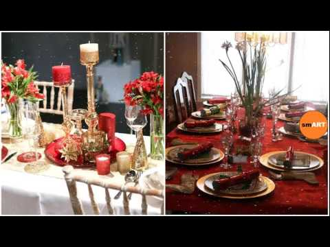 table decorations for christmas christmas table decoration ideas