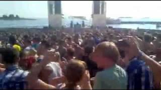 DAVID GUETTA Live Sergio Ramos - Be loved  at Spring Break