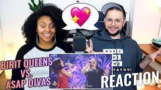 ASAP Birit Queens VS. ASAP Divas | Powerful Face Off | REACTION