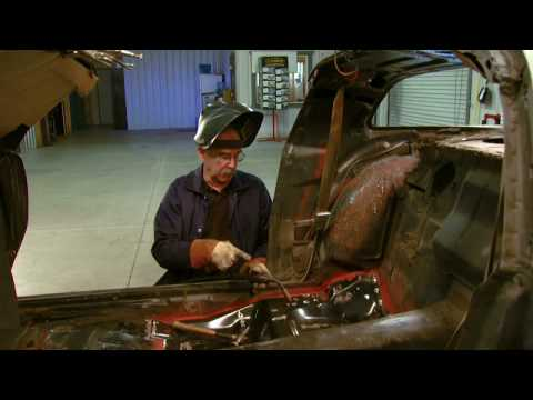Mig Welding Automotive Sheet Metal From How To Asap Youtube
