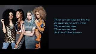 Neon Jungle - London Rain (lyrics+pictures)