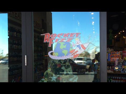 Bitcoin Teller Machine Las Vegas Rocket Fizz