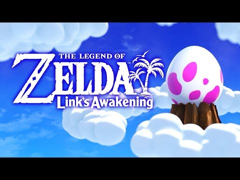 The Legend of Zelda: Link's Awakening - Nintendo Direct 09.04 Gameplay Trailer from YouTube · Duration:  56 seconds