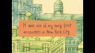 Being German in New York | Heimat by Nora Krug (an animated short)