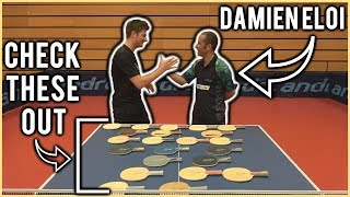 NEW Andro Table Tennis Blades 2018